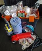 Комплект для полировки фар Delta Kits HLPRO302